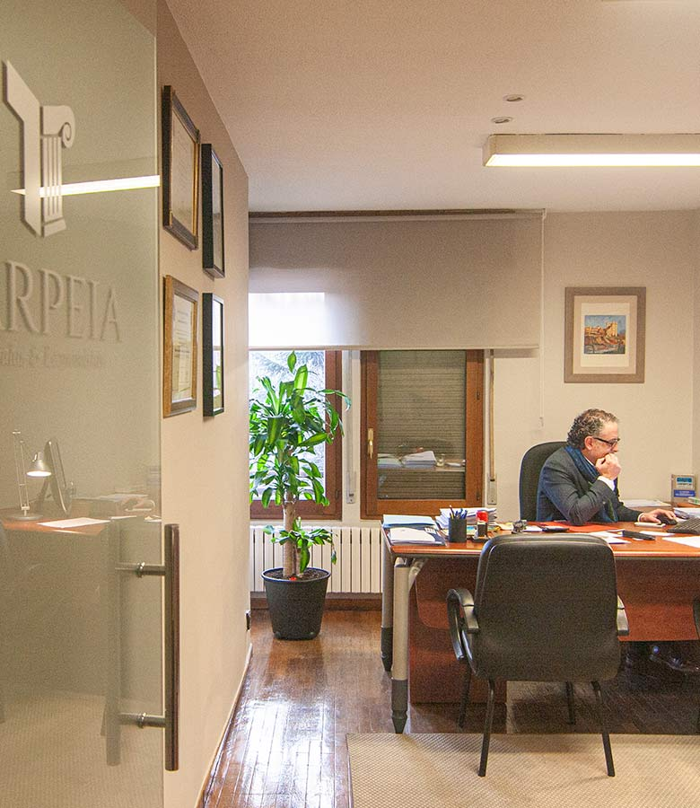 Tarpeia abogados despacho principal